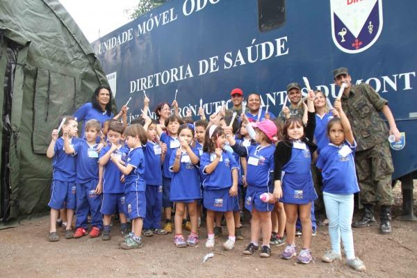 Em cinco dias, cerca de 6 mil pessoas foram atendidas na região do Barreiro de Baixo