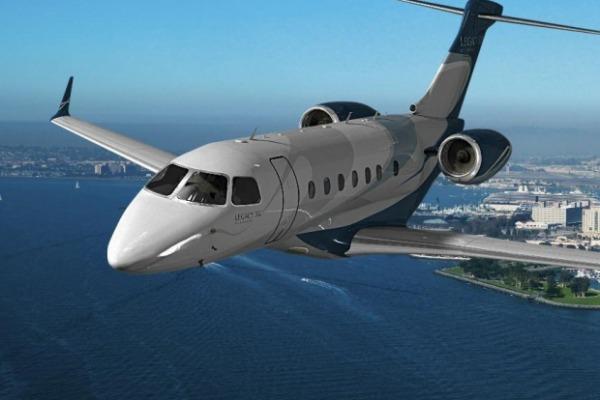 Ao todo serão seis aeronaves Legacy 500 da Embraer a serem entregues a partir de 2016