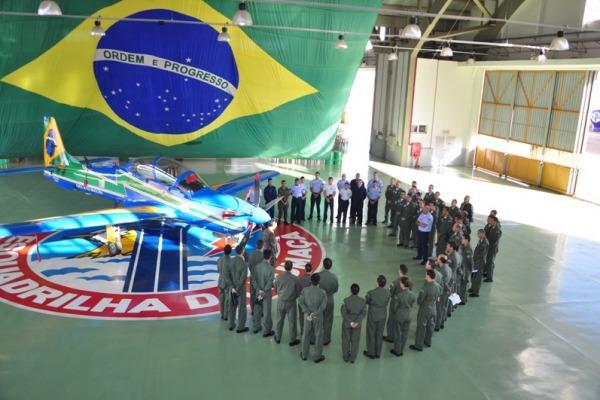 Unidade vive momentos de mudanças e treinamentos para a implantação da aeronave A-29 Super Tucano