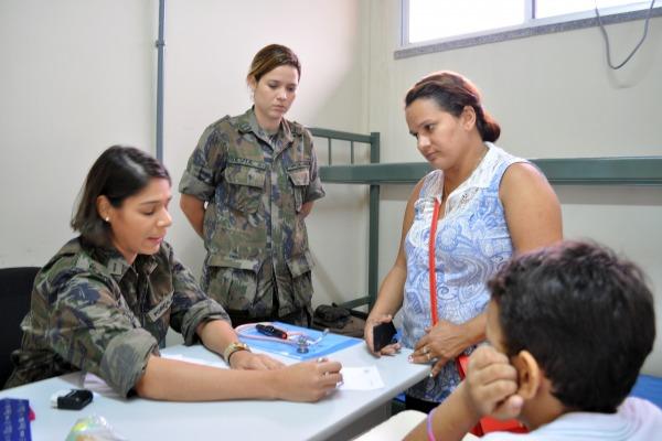 ACISOS na região já contabilizam quase 6.000 atendimentos nas áreas de clínica médica, dermatologia, odontologia, otorrinolaringologia e pediatria