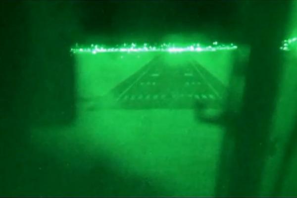 A tecnologia NVG permite que o elemento surpresa seja diferencial em missões noturnas