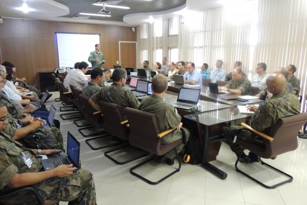 Reunião aconteceu no Centro de Lançamento de Alcântara e contou com integrantes de diversas instituições