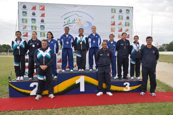 A competição contou com militares das três Forças Armadas e também valeu como seletiva para o Mundial na Áustria