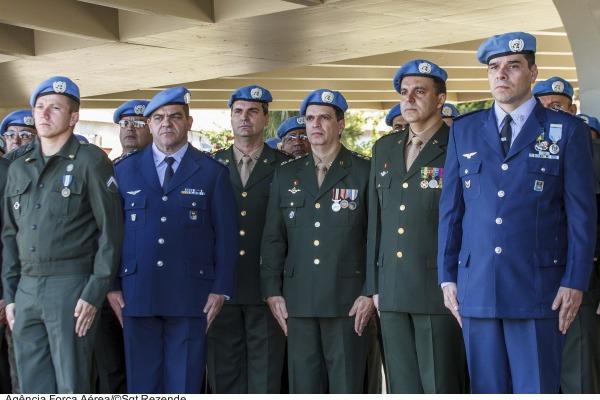 Conhecidos pelos característicos capacetes e boinas azuis, os militares atuam em Missões de Paz da ONU