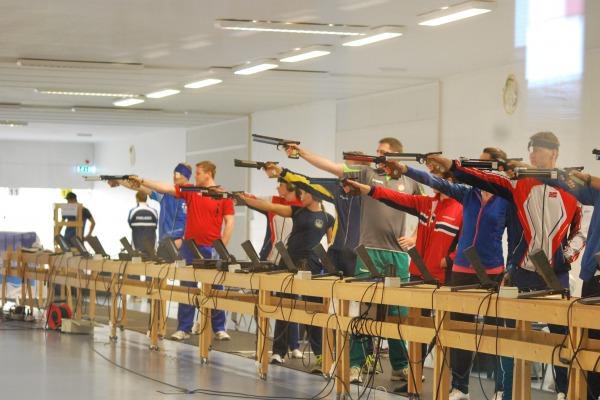 Militares garantiram as primeiras colocações do evento e se preparam agora para o Mundial que acontece em outubro
