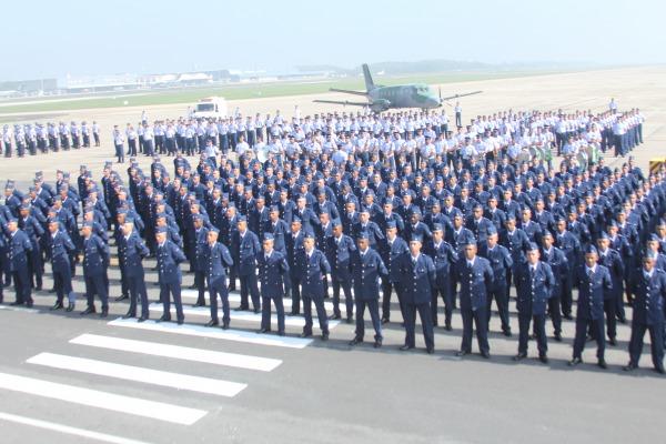 BINFAE-GL forma 263 novos soldados  COMAR 3