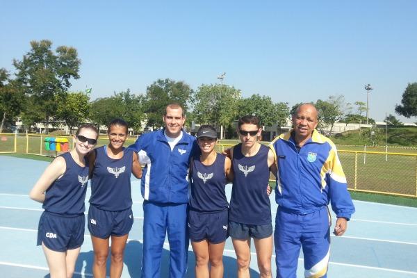 Equipe da FAB  Acervo dos Atletas