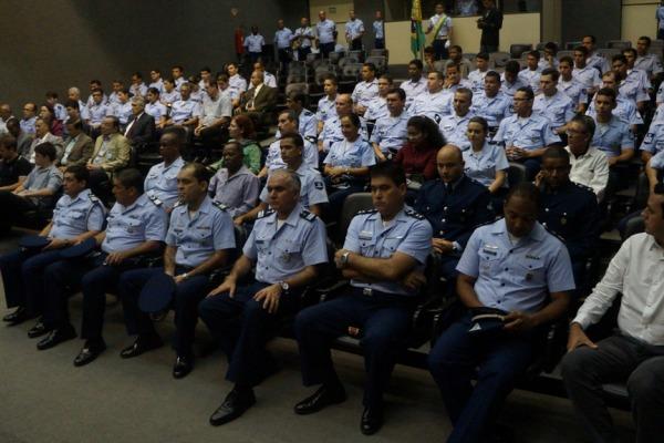 Prefeitura de Aeronáutica de Recife celebra 68 anos de criação  PARF
