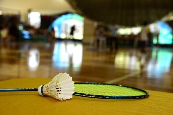 Torneio Badminton  SO BFT Armando