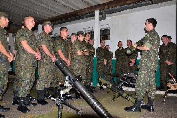 O efetivo composto por 40 militares deve embarcar para Porto Príncipe no mês de novembro