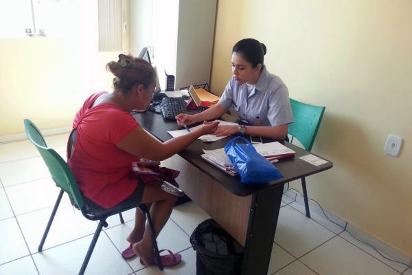 Durante o evento foram realizados atendimentos em várias especialidades médicas  Tenente Lorena / BAMN