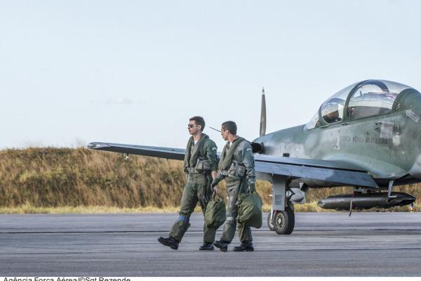 Sargento Paulo Rezende/ Agência Força Aérea