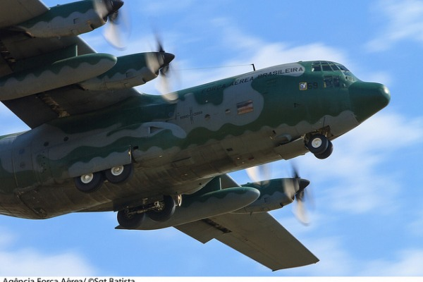 Treze esquadrões da aviação de transporte da FAB participam da Transportex