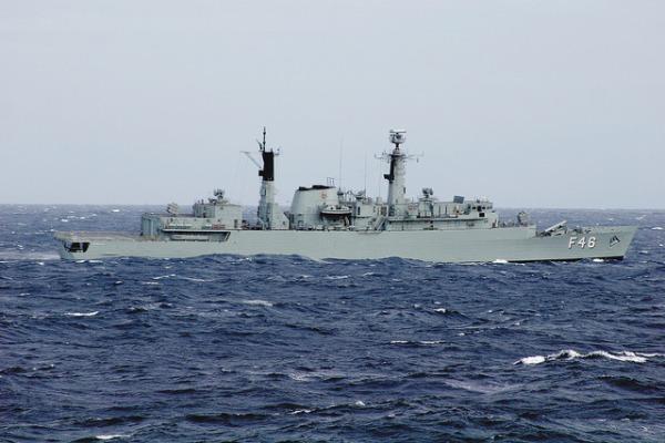 Fragata da Marinha do Brasil  Marinha do Brasil (Flickr Oficial)