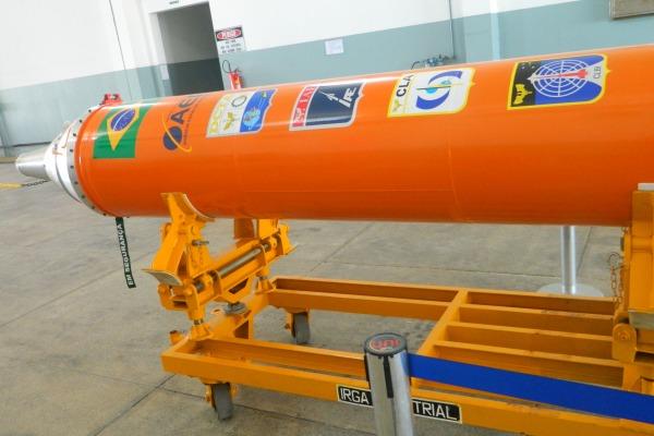 O foguete de sondagem VS-30 será lançado no dia 29 a partir do Centro de Lançamento de Alcântara