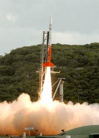 Lançamento do VS-30  DCTA