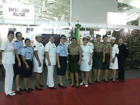 Fórum de Enfermagem Militar em Belém  HABE