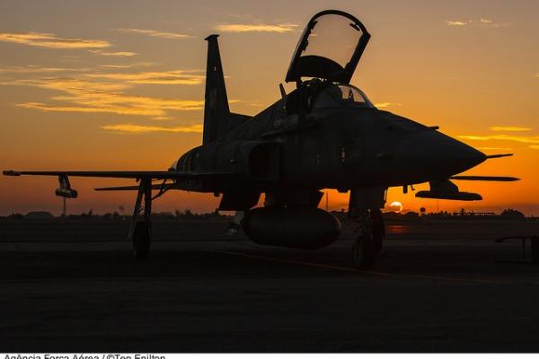 Todos os Esquadrões de F-5 participam do exercício  Ten Enilton / Agência Força Aérea