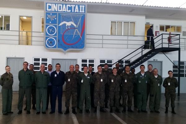 Participantes da capacitação  SERIPA V