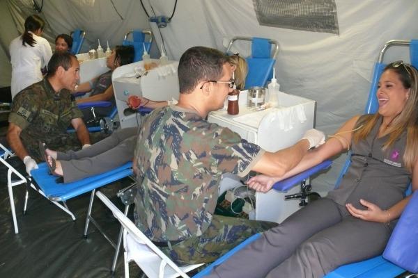 A ação social disponibilizou para a população serviços nas áreas médica, odontológica e jurídica