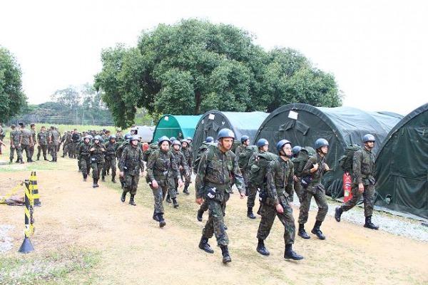 O objetivo é preparar o futuro oficial para situações de conflito e atuação em ambientes hostis