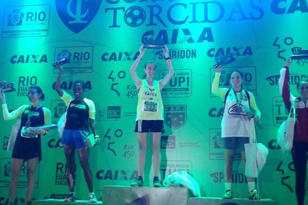 A competição teve um percurso de 7,5 km e contou com 2000 participantes