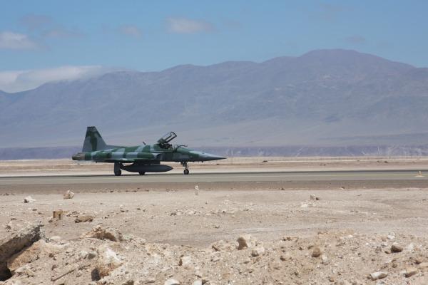 Salitre 2014 reúne cinco países americanos para treinamento de combate aéreo