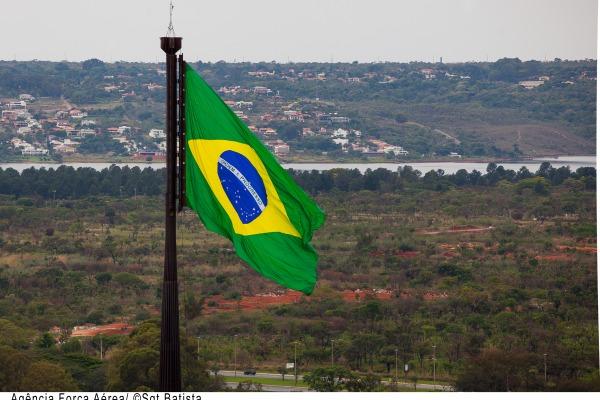 Cerimônia de troca da Bandeira será no domingo (12)  Arquivo CECOMSAER/Sgt Batista