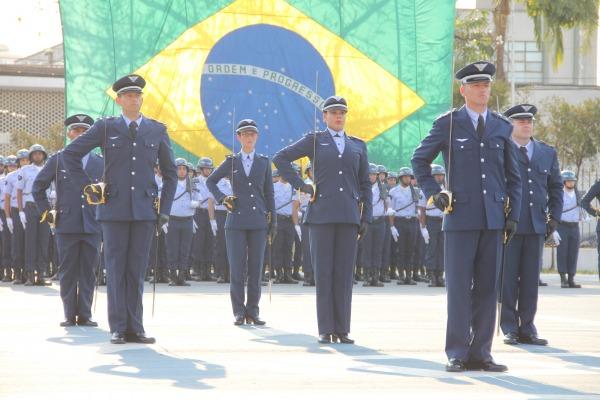 Comandos Aéreos Regionais foram responsáveis pela formação militar dos profissionais
