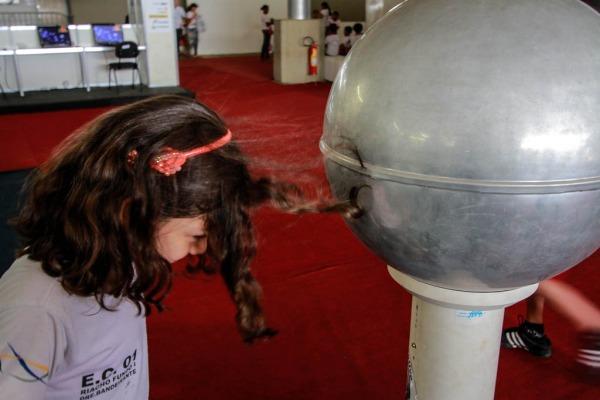 11ª Semana Nacional de Ciência e Tecnologia vai até domingo (19) em Brasília