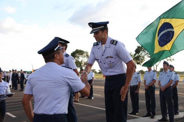 A 56ª edição do PAIM foi realizada na Academia da Força Aérea, em Pirassununga (SP)