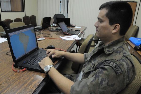 Todas as ações do jogo acontecem no computador  SO Alvarez/UNIFA
