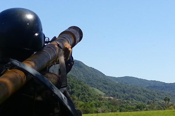 O exercício, realizado no Rio Grande do Sul, vai até o dia 13 de novembro