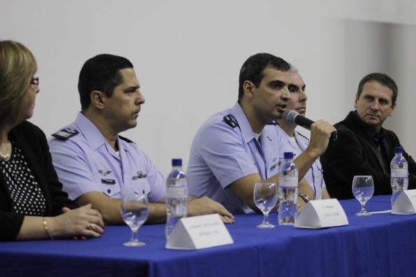 O objetivo foi enfatizar a responsabilidade dos futuros pilotos na redução de acidentes
