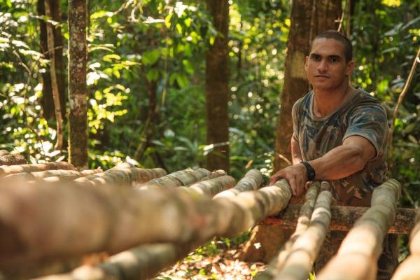 Ao longo de 15 dias, 27 profissionais aprenderão a obter água, fogo e alimentos na floresta