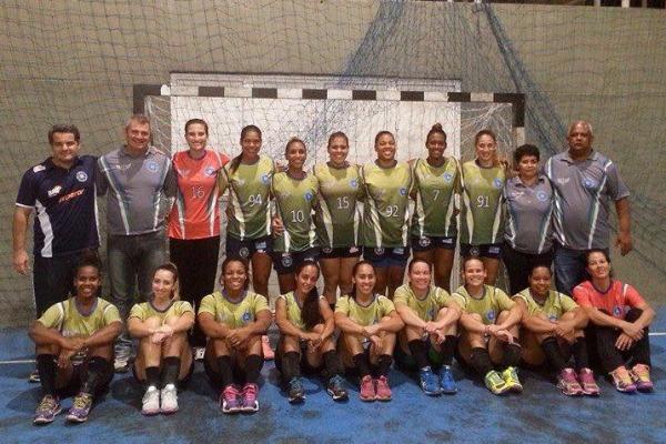 Após a vitória, as equipes feminina e masculina participam da Liga Nacional 2014