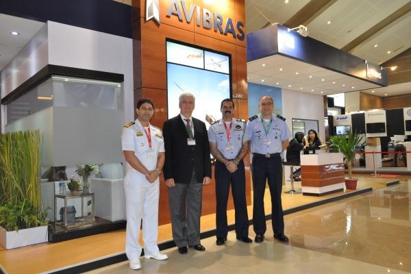 O país é um importante parceiro do Brasil na área de Defesa