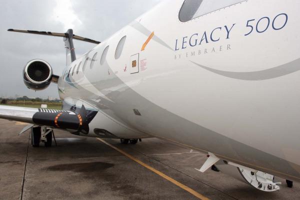 O novo avião vai permitir um salto na qualidade e nas possibilidades da inspeção em voo