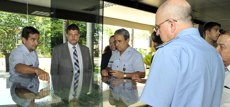 A comitiva cumpriu uma extensa agenda com o objetivo de estreitar a cooperação entre os dois países