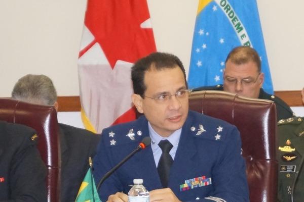 Leia a entrevista completa com o Chefe da representação brasileira na Junta Interamericana de Defesa, Brigadeiro do Ar Osmar Lootens Machado.