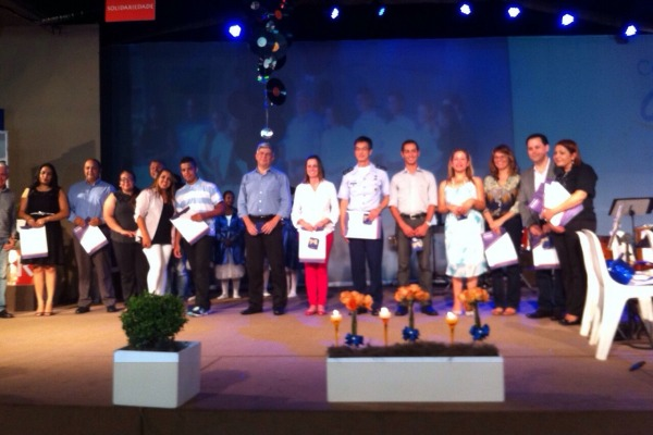 O prêmio reconhece as ações sociais e a gestão sustentável da Unidade