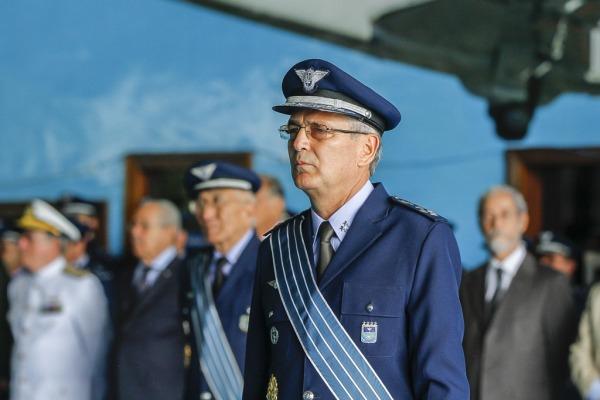 Tenente-Brigadeiro Rossato é o novo chefe do EMAER  Sgt Paulo Rezende / Agência Força Aérea