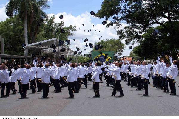 Em 2014, a Unidade formou cerca de 500 militares da FAB