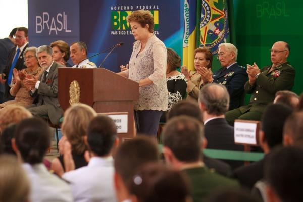 Afirmação foi feita durante cerimônia de apresentação de novos oficiais-generais