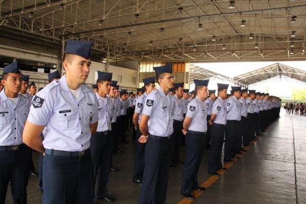 VII COMAR formou 200 cabos e soldados   Sgt Carleilson