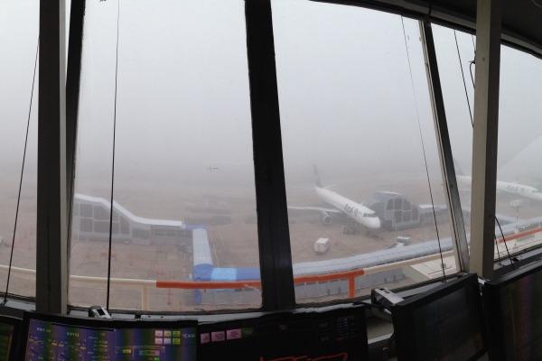 O resultado é o aumento da fluidez do tráfego aéreo em situações de pouca visibilidade
