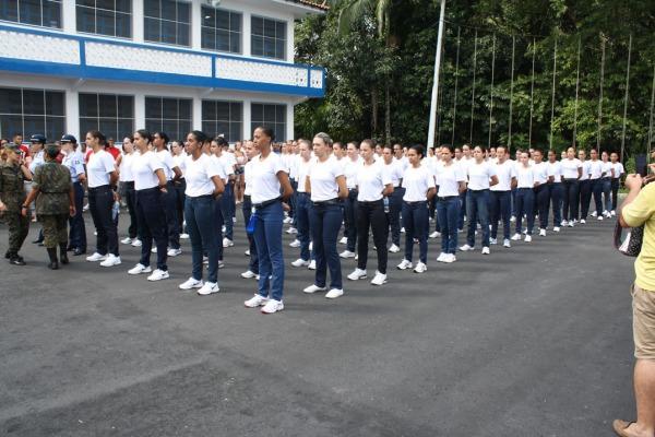 Os alunos farão parte do Curso de Formação de Sargentos e de outros dois estágios de adaptação