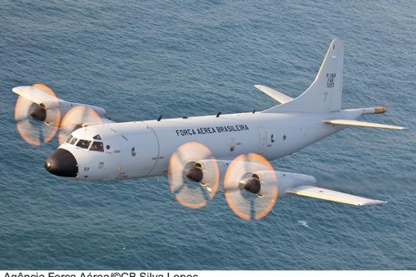 P-3AM em voo  Cabo Silva Lopes / Agência Força Aérea
