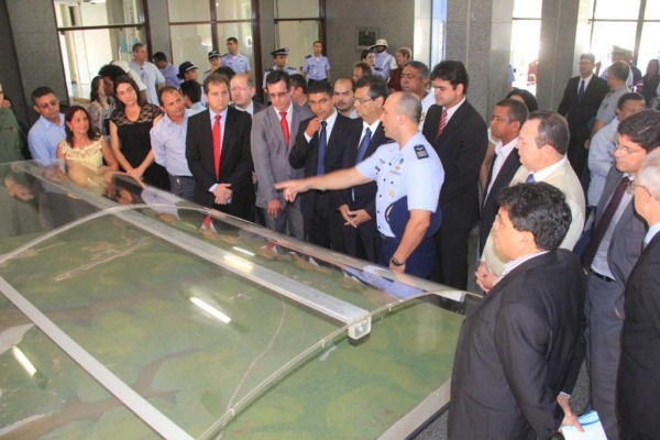 A unidade da FAB é responsável pelo lançamento e rastreio de engenhos aeroespaciais no País