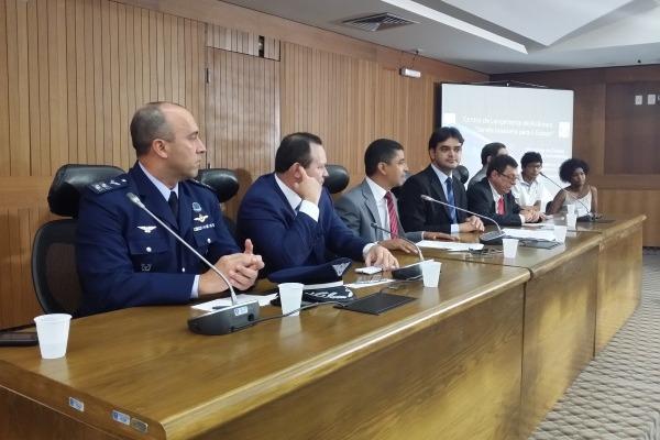 O desenvolvimento científico e tecnológico do Maranhão foi um dos temas do evento